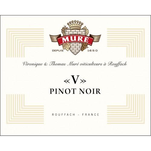"Pinot Noir ""V"" - Bio *"